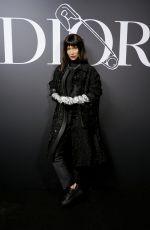 BELLA HADID at Dior Homme Show at Paris Fashion Week 01/17/2020