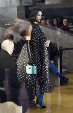 BELLA HADID at Lanvin Runway Show at Paris Fashion Week 01/19/2020