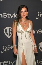 BELLA THORNE at Instyle and Warner Bros. Golden Globe Awards Party 01/05/2020