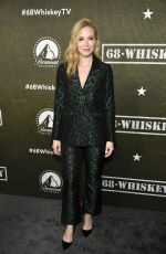 BETH REISGRAF at 68 Whiskey Premiere Party in Los Angeles 01/14/2020