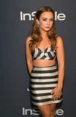 BILLIE LOURD at Instyle and Warner Bros. Golden Globe Awards Party 01/05/2020