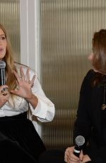 BLAKE LIVELY at The Rhythm Section Conversation in New York 01/28/2020