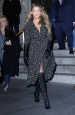 BLAKE LIVELY Leaves The Rhythm Section Screening at Brooklyn Academy of Music in New York 01/27/2020