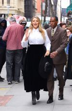 BLAKE LIVELY Out and About in New York 01/28/2020