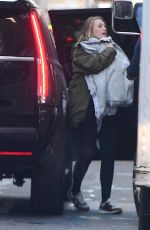 BLAKE LIVELY Out for Breakfast in New York 01/09/2020