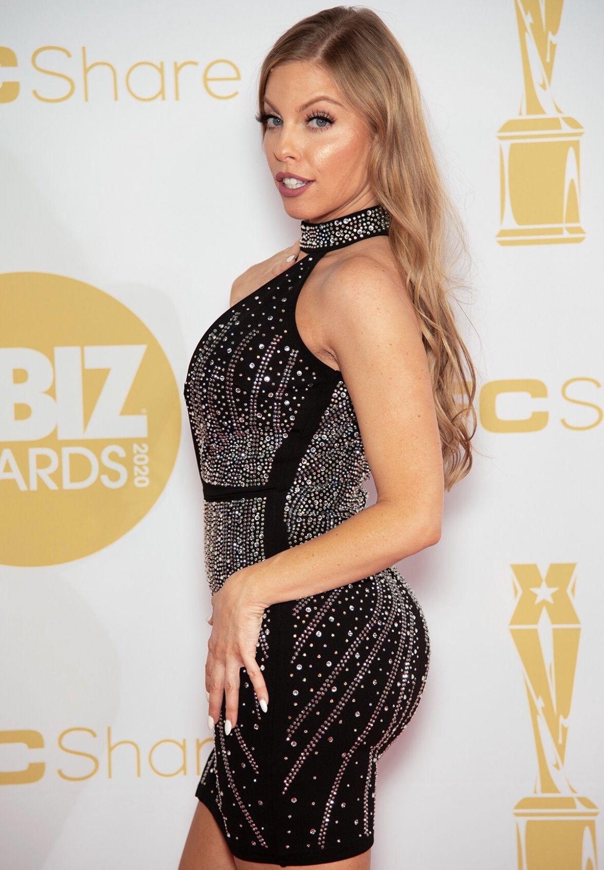 BRITNEY AMBER at 2020 Xbiz Awards in Los Angeles 01/16