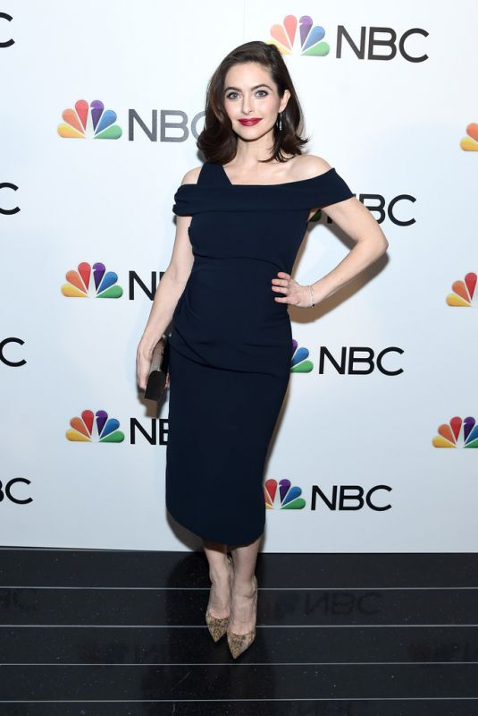 BROOKE LYONS at NBC Midseason New York Press Junket 01/23/2020
