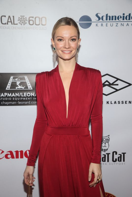 CAITLIN O'CONNOR at Society of Camera Operators Lifetime Achievement Awards 2020 in Los Angeles 01/23/2020