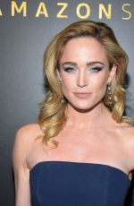 CAITY LOTZ at Amazon Studios Golden Globes After-party 01/05/2020