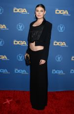 CAMBRIE SCHRODER at 72nd Annual Directors Guild of America Awards in Los Angeles 01/25/2020