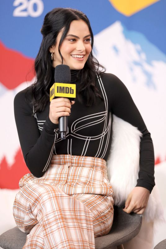 CAMILA MENDES at Imdb Studio at 2020 Sundance Film Festival 01/25/2020