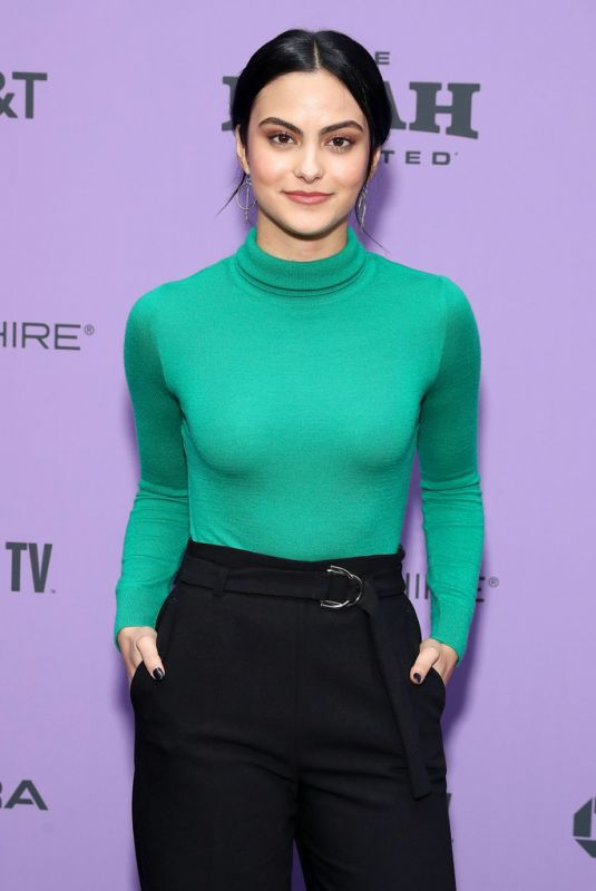 CAMILA MENDES at Ppalm Springs Premiere at 2020 Sundance Film Festival 01/26/2020