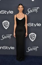 CAMILA MORRONE at Instyle and Warner Bros. Golden Globe Awards Party 01/05/2020