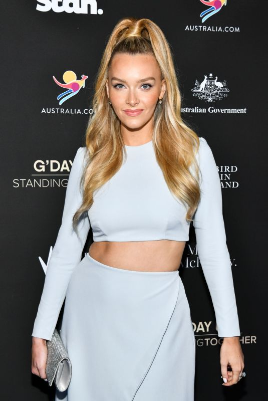 CAMILLE KOSTEK at G'Day USA 2020 in Beverly Hills 01/25/2020