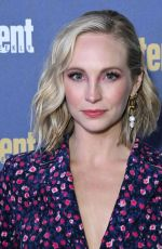 CANDICE KING at Entertainment Weekly Pre-sag Celebration in Los Angeles 01/18/2020