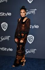 CANDICE PATTON at Instyle and Warner Bros. Golden Globe Awards Party 01/05/2020
