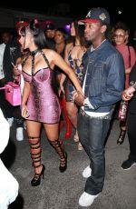 CARDI B Arrives at LIV Nightclub in Miami 01/30/2020