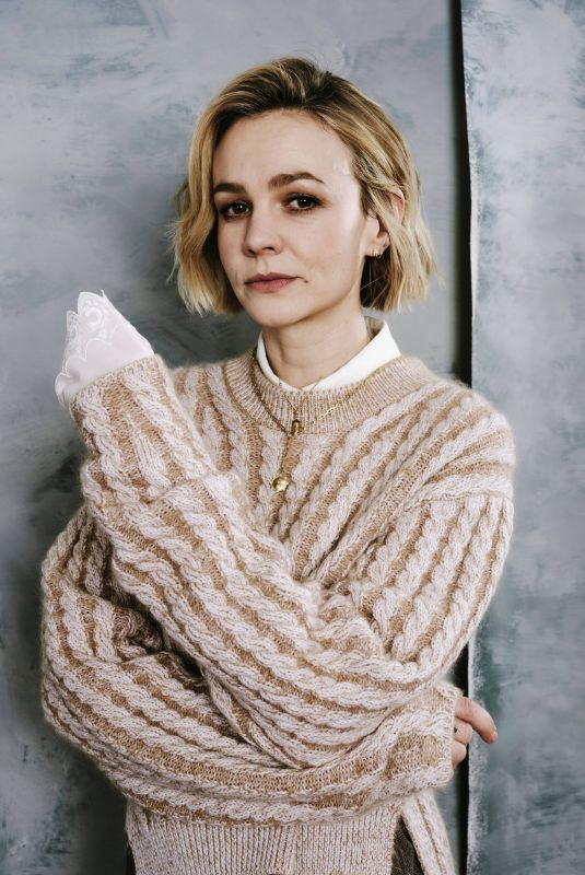 CAREY MULLIGAN at Deadline Sundance Studio Presented by Hyundai in Park City 01/25/2020