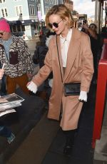 CAREY MULLIGAN Out in Park City 01/25/2020