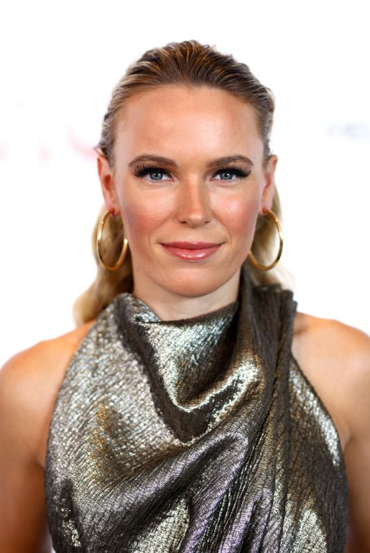 CAROLINE WOZNIACKI at Australian Open Inspirational Series Lunch in Melbourne 01/30/2020