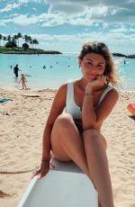 CASEY BAER in Bikini - Instagram Photos 01/07/2020