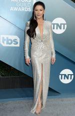 CATHERINE ZETA JONES at 26th Annual Screen Actors Guild Awards in Los Angeles 01/19/2020