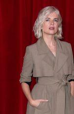 CECILE CASSEL at Ami Alexandre Mattiussi Fashion Show at Paris Fashion Week 01/14/2020