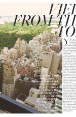 CHARLIZE THERON in Vogue Magazine, UK February 2020
