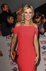 CHARLOTTE HAWKINS at National Television Awards 2020 in London 01/28/2020