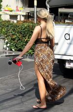 CHLOE FERRY Out on Holiday in Thailand 01/01/2020