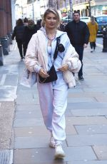CHLOE SIMS Out Shopping in London 01/04/2020