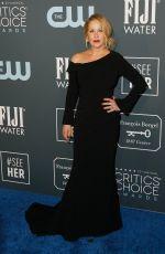 CHRISTINA APPLEGATE at 25th Annual Critics Choice Awards in Santa Monica 01/12/2020