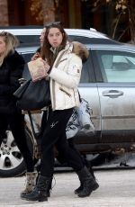 CHRISTINA SCHWARZENEGGER Out in Aspen 12/29/2019