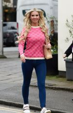 CHRISTINE MCGUINNESS Leaves Style Lounge Hair Salon in Cheshire 01/22/2020