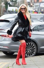 CHRISTINE MCGUINNESS Out and About in Cheshire 01/10/2020