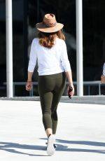 CINDY CRAWFORD Out and About in Miami Beach 12/31/2019