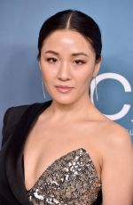 CONSTANCE WU at 22nd Costumes Designers Guild Awards in Beverly Hills 01/28/2020