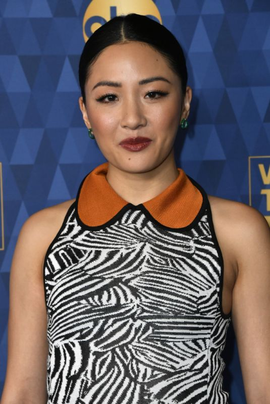CONSTANCE WU at ABC Television Winter TCA Press Tour in Pasadena 01/08/2020
