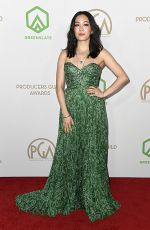 CONSTANCE WU at Producers Guild Awards 2020 in Los Angeles 01/18/2020