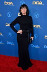 CONSTANCE ZIMMER at 72nd Annual Directors Guild of America Awards in Los Angeles 01/25/2020