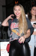 CORINNE OLYMPIOS at Catch LA in West Hollywood 01/30/2020