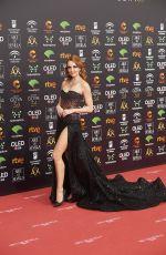 CRISTINA CASTANO at 34th Goya Cinema Awards 2020 in Madrid 01/25/2020