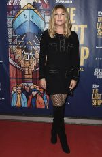 DAISY FUENTES at The Last Ship Musical Opening Night in Los Angeles 01/22/2020