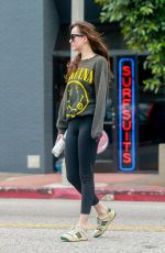 DAKOTA JOHNSON Out and About in Studio City 01/20/2020