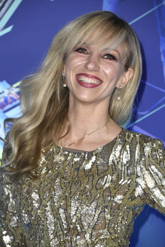 DEBBIE GIBSON at Cirque Du Soleil's Volta Premiere in Los Angeles 01/21/2020