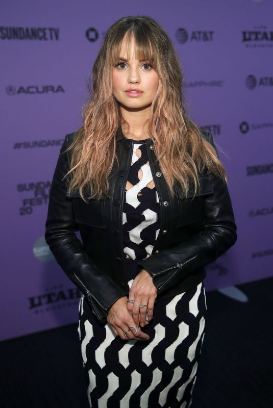 DEBBY RYAN at Horse Girl Premiere at 2020 Sundance Film Festival 01/27/2020