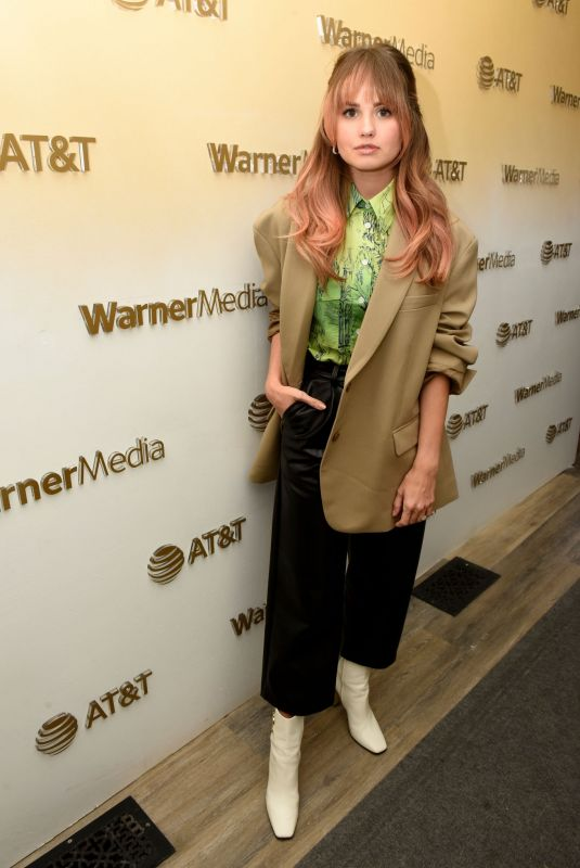 DEBBY RYAN at Warnermedia Lodge at 2020 Sundance Film Festival 01/27/2020