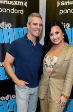 DEMI LOVATO at SiriusXM Radio in Miami 01/30/2020