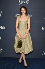 DIANA SILVERS at Instyle and Warner Bros. Golden Globe Awards Party 01/05/2020