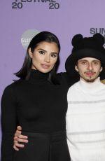 DIANE GUERRERO at Blast Beat Premiere at 2020 Sundance Film Festival 01/26/2020